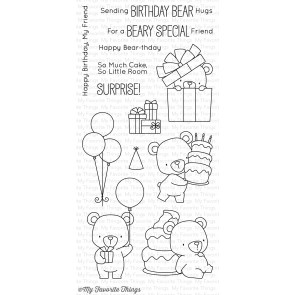My Favorite Things Beary Special Birthday